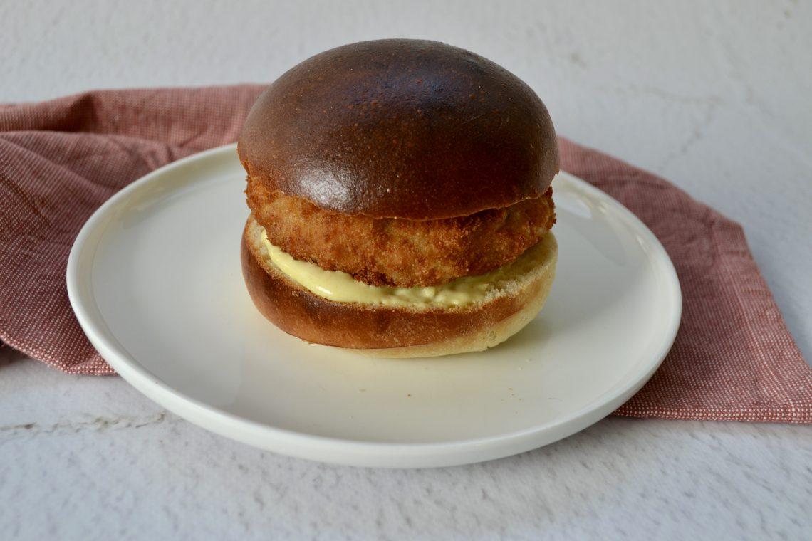 Het broodje kroketburger